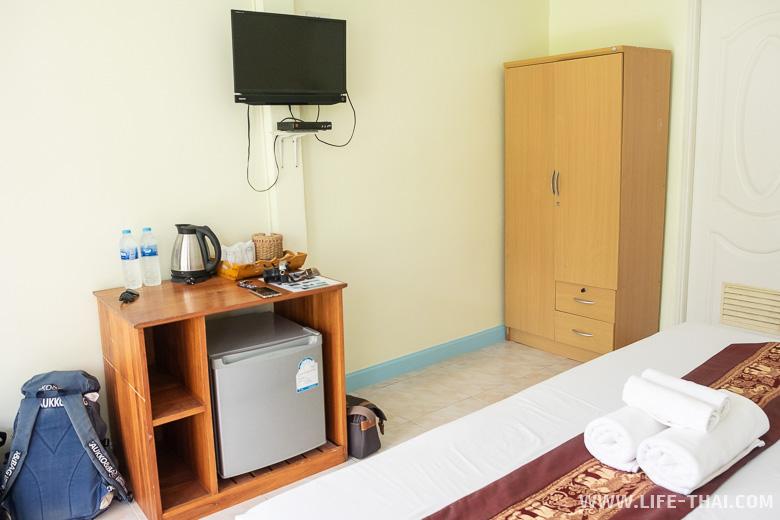 Отзыв о хорошем отеле на острове Мук в Транге