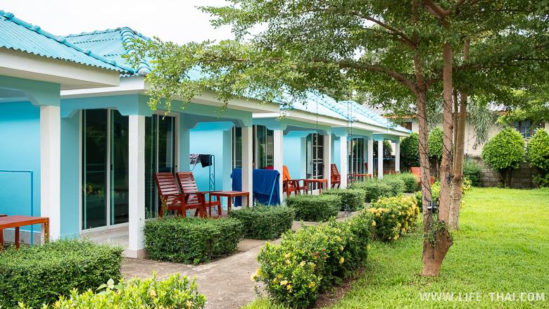 Наш отзыв об отеле на острове Мук, Таиланд