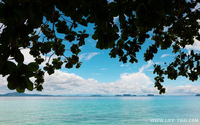 Фото пляжей ко Крадана. Отдых на острове в Таиланде
