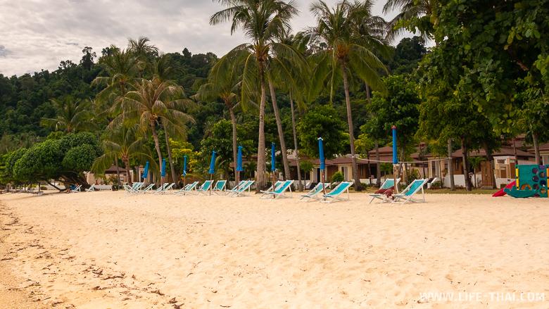 Отзыв об отдыхе в отеле Fantasy Resort koh Hai