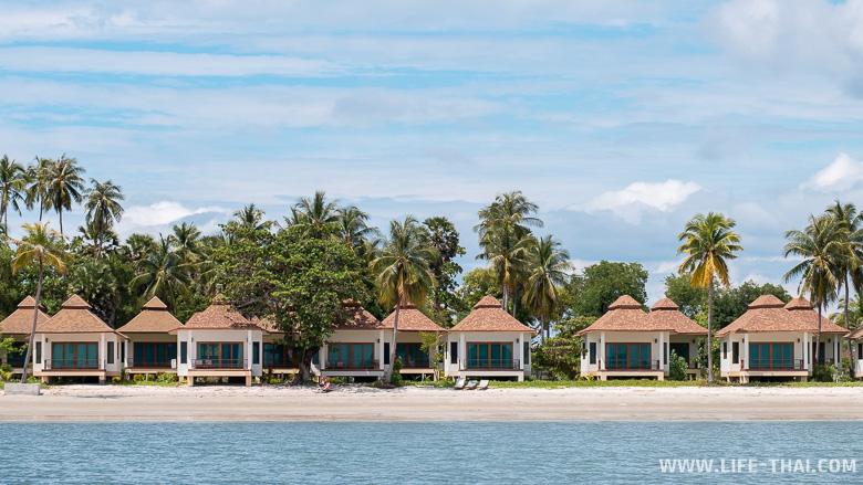 Лучший отель на острове ко Мук в Таиланде