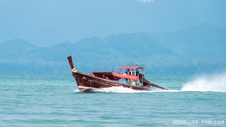 Как добраться на остров Мук в Таиланде