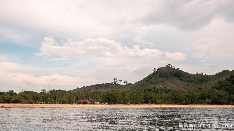 Лучший пляж острова koh Mook