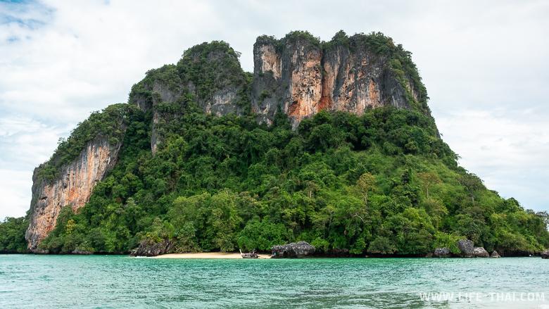 Отзыв об экскурсии на острова Хонг в Краби, Таиланд
