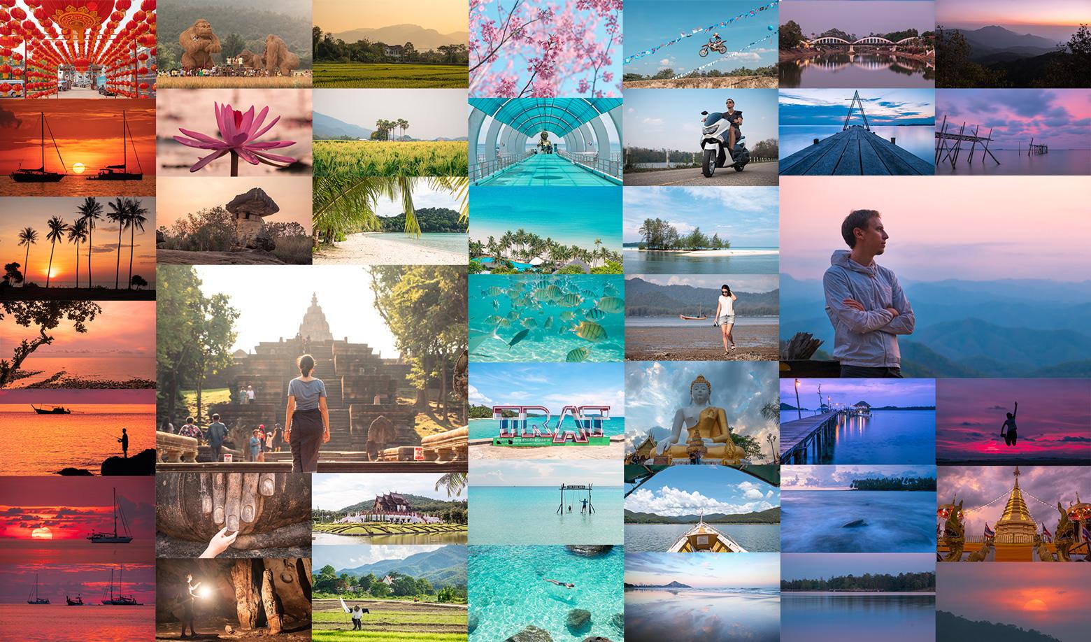 Итоги года 2018 в картинках и путешествиях