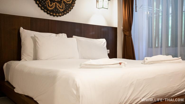 Отзыв об отеле The Nine Hotel @ Ao Nang в Краби