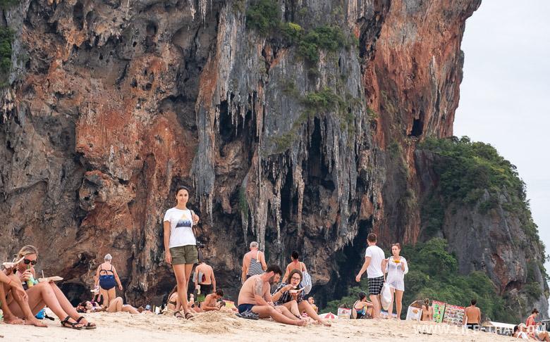 Отзыв об отдыхе в Рейли бич, Таиланд
