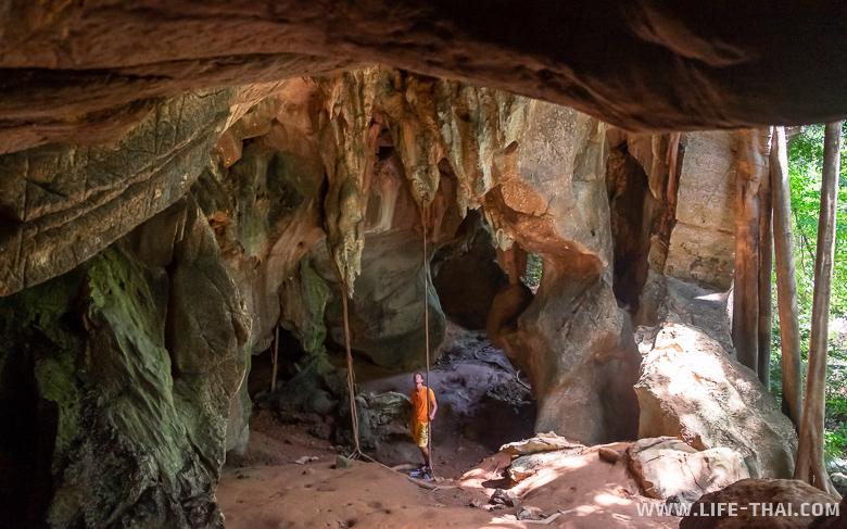 Что посмотреть на острове ко Ланта - пещера