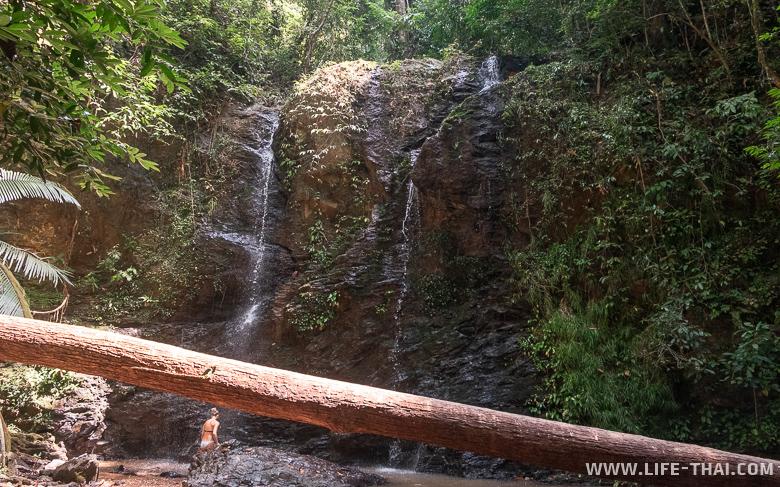 Что посмотреть на ко Ланте: водопад