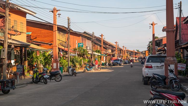 Улица старого города ко Ланты