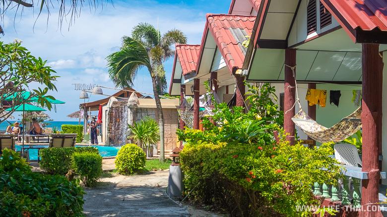 Отзыв об отеле на ко Ланте Blue Andaman Resort
