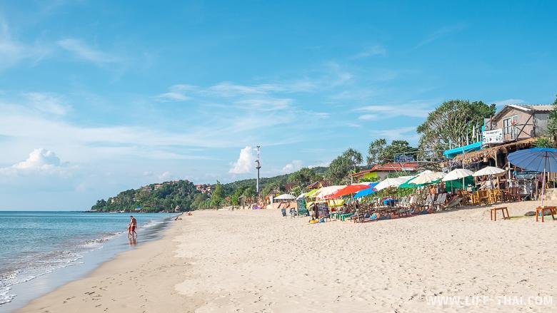 Пляж Клонг Нин на ко Ланте
