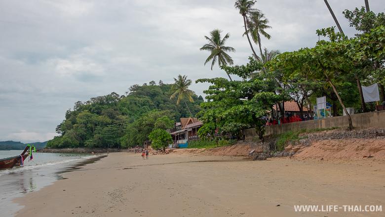 Фото пляжа Ао Нанг Краби