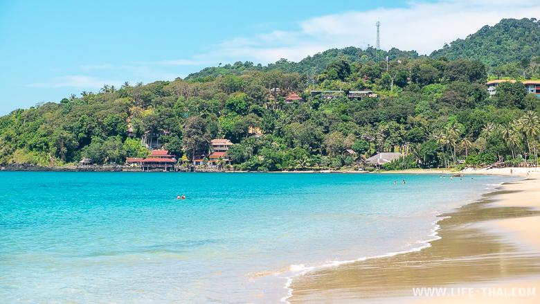 Пляж Бамбу на ко Ланте