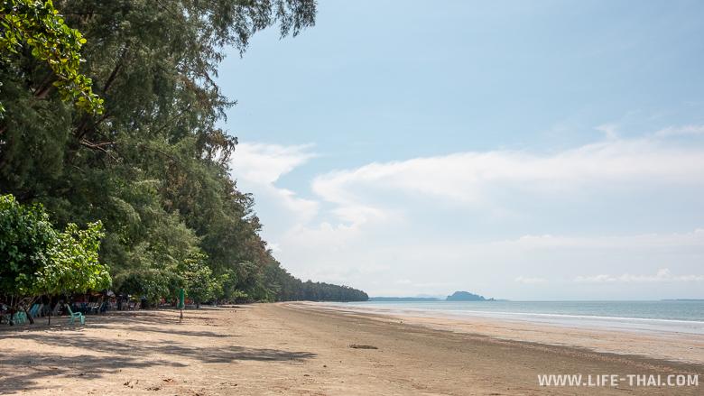 Пляж Пак Менг - лучший пляж в Транге