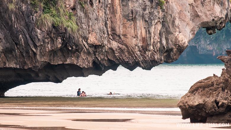 Пляж Яо или Лонг бич в Транге, Таиланд
