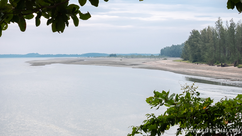 Пляж Хуа Хин в Транге, Таиланд