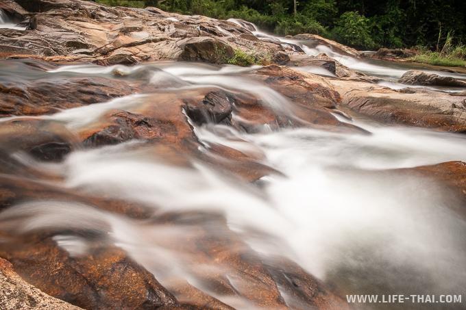 Водопад Khao Chong