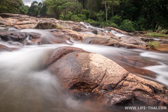 Что посмотреть рядом с Трангом: водопад Kachong