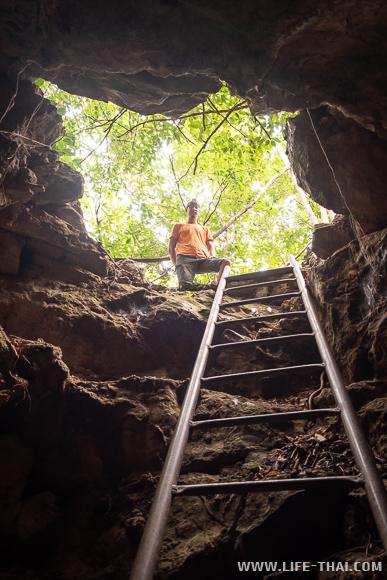 Пещера Kaeo Cave