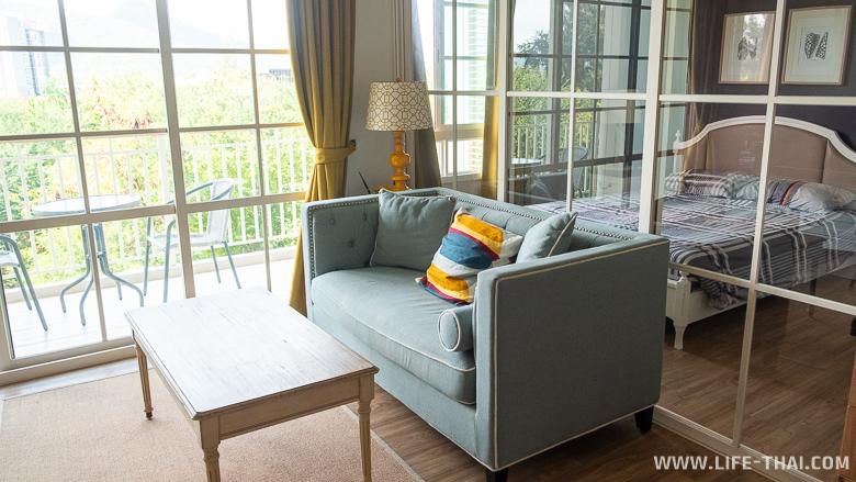 Отзыв о квартире в кондоминиуме Autumn Condo в Хуа Хине