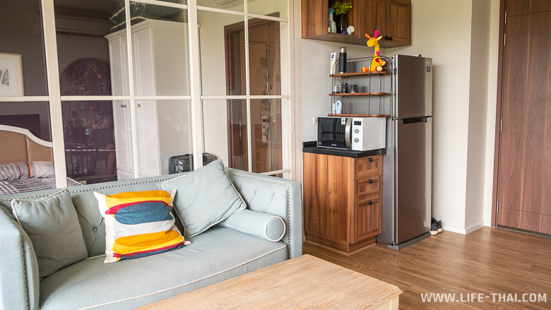 Квартира в кондоминиуме в Хуа Хине