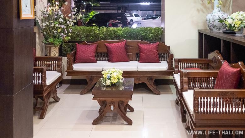 Отзыв о недорогом отеле в Чиангмае