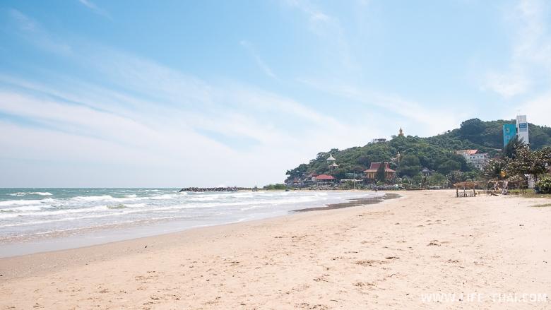 Пляж Као Тао в Хуа Хине