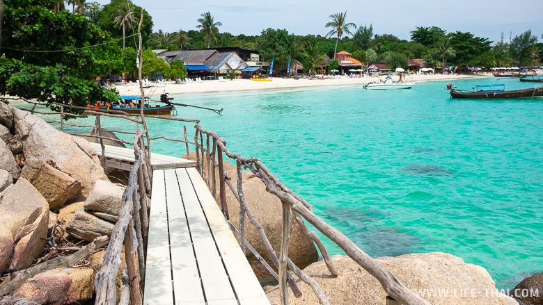 Паттайя бич - один из лучших пляжей на ко Липе