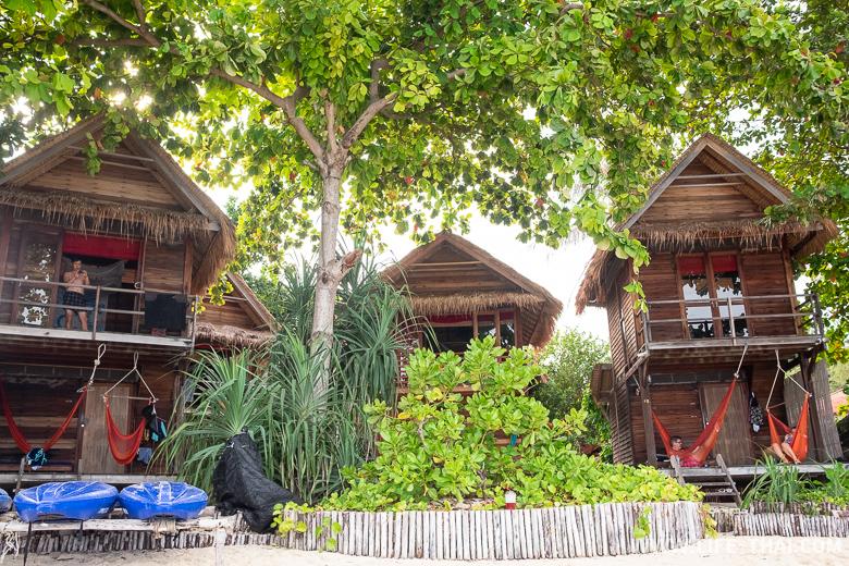 Castaway Resort на ко Липе - хорошие отзывы и отель в первой линии
