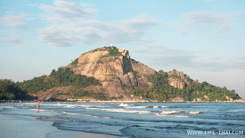 Пляж Кхао Такиаб в Хуа Хине