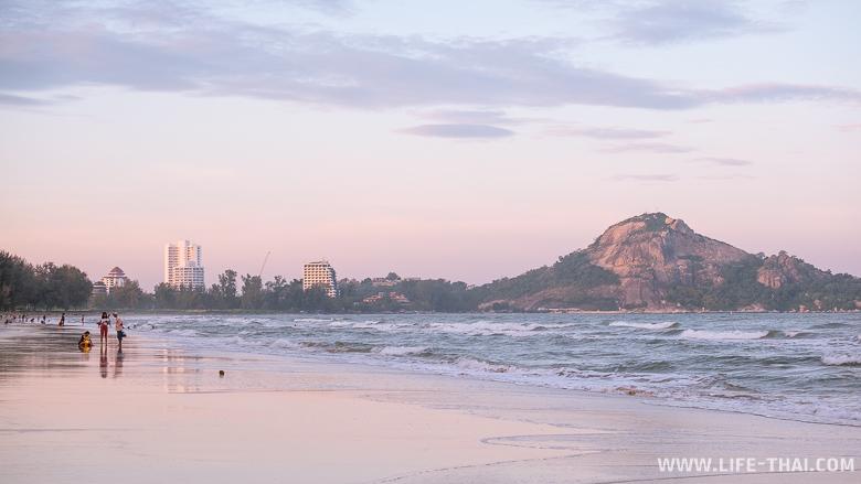 Пляжи Хуа Хина, какой выбрать