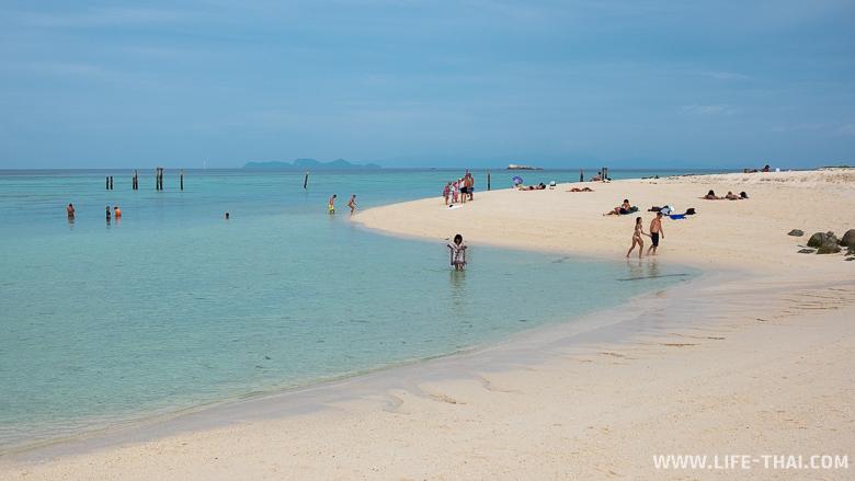 Пляж Санрайз бич