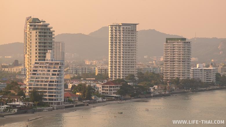 Курорт Хуа Хин в Таиланде