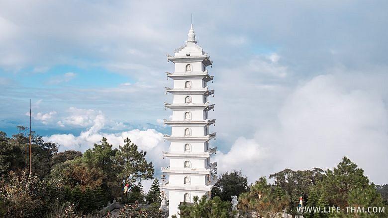 Башня Linh Phong - что посмотреть в Бана Хиллс