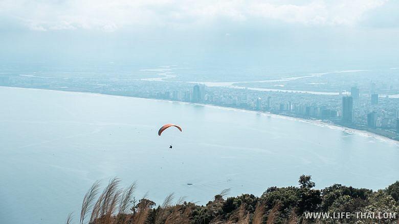 Что посмотреть в Дананге - вид на город