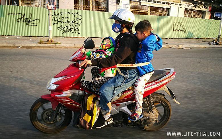 Дорожное движение в Дананге