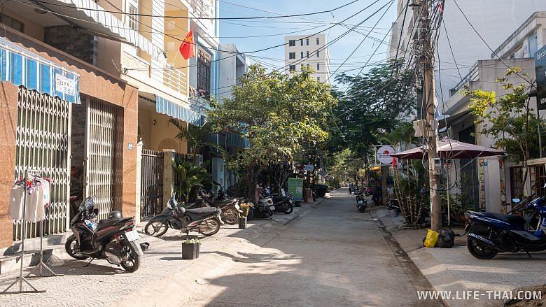 Улицы Дананга, фото