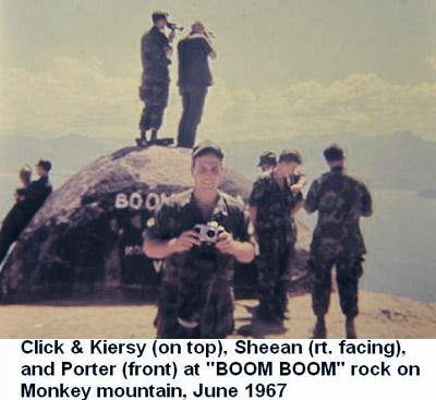 Что посмотреть в Дананге: Boom-boom rock