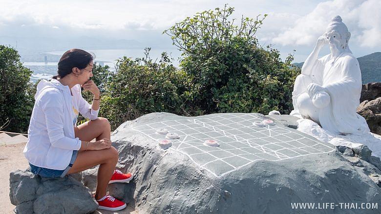 Пик Шахматной доски - достопримечательность Дананга