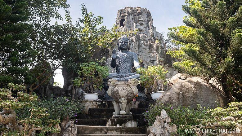 Достопримечательность Дананга - Храм Chua Linh Ung