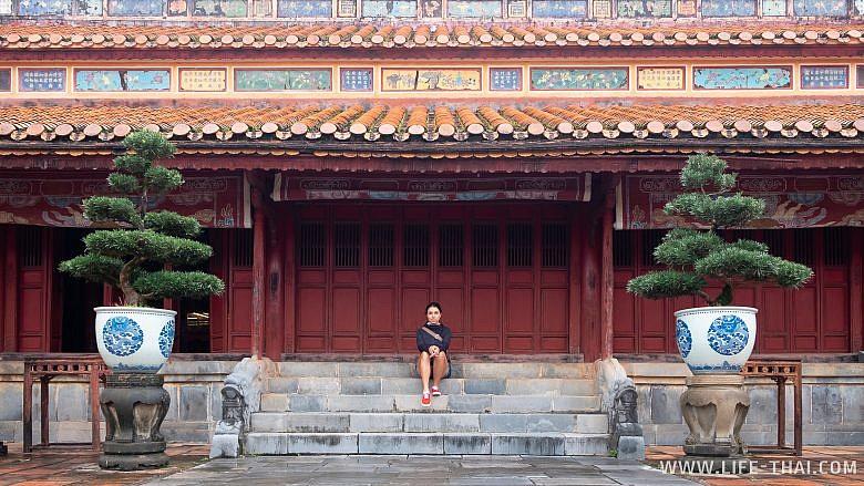 Императорские гробницы в Хюэ