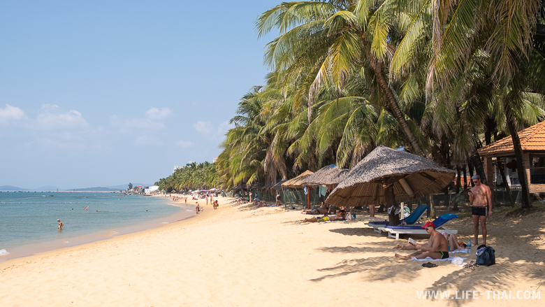 Остров Фукуок во Вьетнаме - отдушина