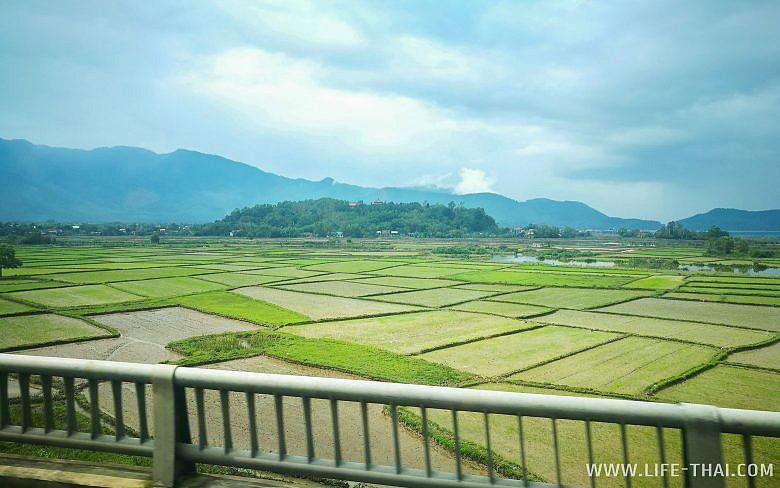 Как добраться из Дананга в Хюэ на автобусе