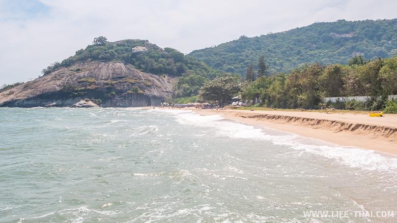 Вид на бухту Sai Noi