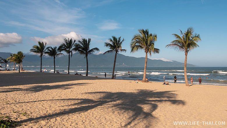 Лучший пляж в Дананге - Микхе и Китайский пляж