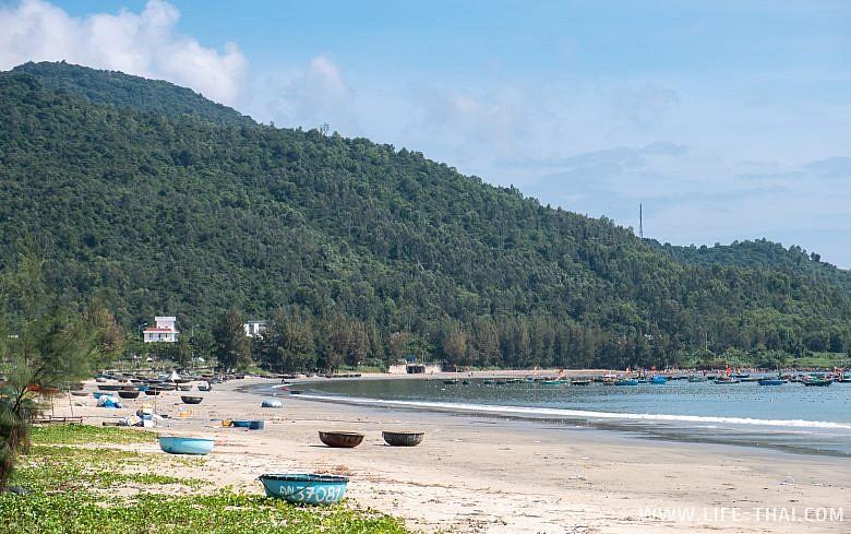 Какой пляж выбрать для отдыха в Дананге