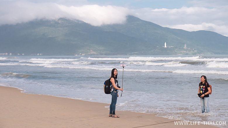 Обзор пляжей Дананга