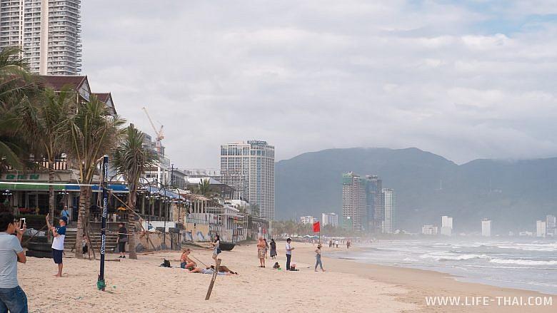Фото лучших пляжей Дананга