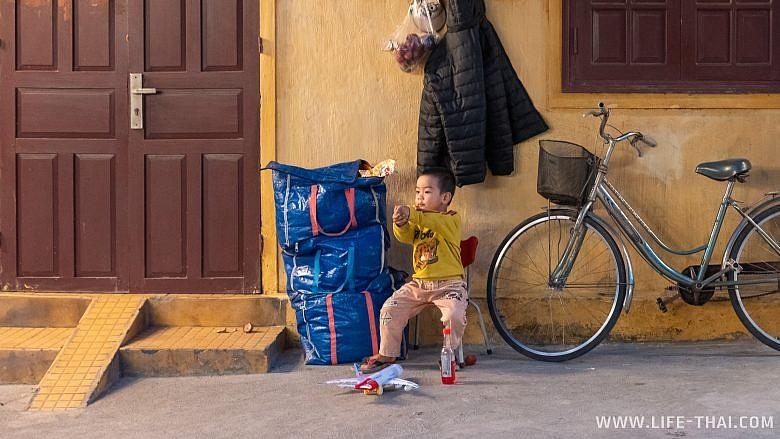 Самостоятельная поездка в Хойан